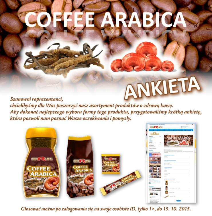 Ankieta - Coffee Arabica